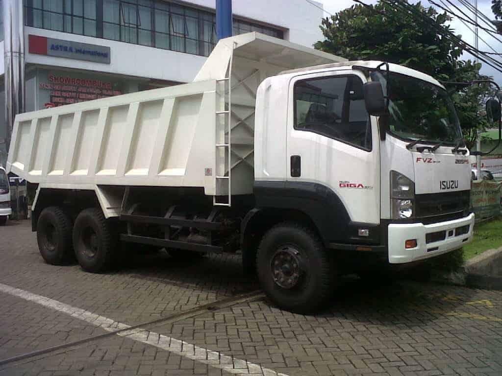 Tronton 10 Roda Box Karoseri Jakarta
