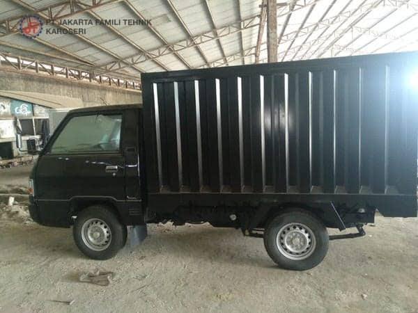 Jft Karoseri Menjual Box Besi Alumunium Untuk Tipe Tipe Truk Berikut