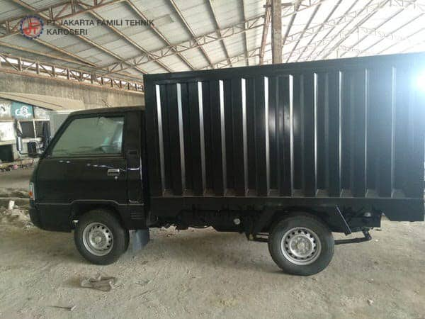 Box Besi Jakarta Famili Tehnik Karoseri Untuk Mobil Pick Up