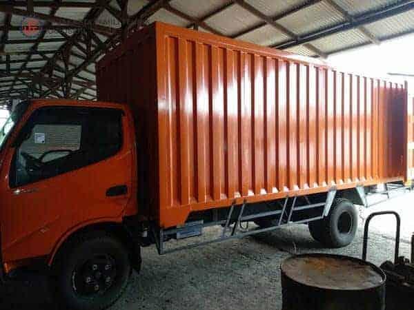 Box Besi untuk Jakarta Famili Tehnik Karoseri