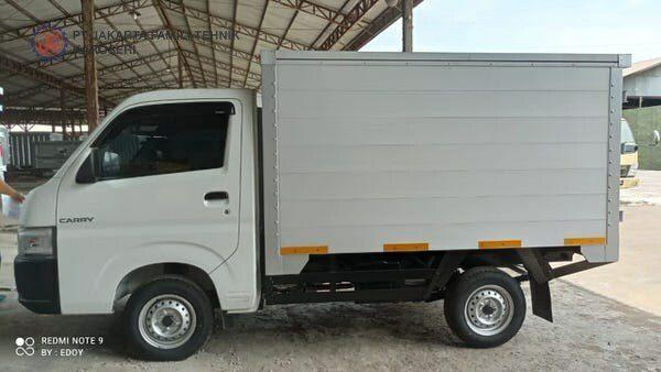 Box Alumunium Jakarta Famili Tehnik Karoseri untuk Mobil Pick Up