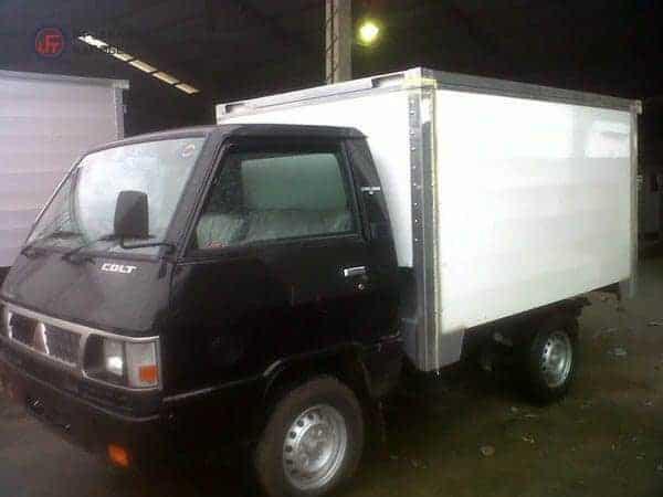Box Alumunium Coating Jakarta Famili Tehnik Karoseri untuk Mobil Pick Up