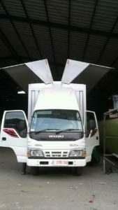Wing Box Jakarta Famili Tehnik Karoseri